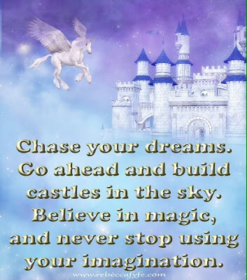 Go Ahead And Chase Your Dreams #Quote #SundayMotivation