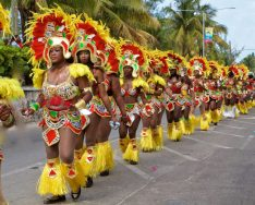 Photo courtesy by: Bahamian Junkanoo