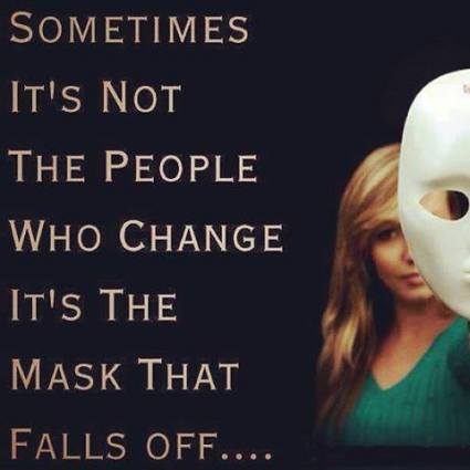 Two Faced People Quotes for Whatsapp Facebook Status - Sarcastic Truth